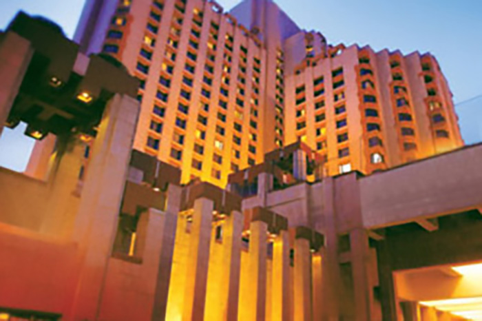 Intercontinental New Dehli